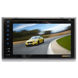 "Wodasound ® 8227 7.0"" 2 din universal Full Touch Screen Android 4.4.4 Car MP5 Player"